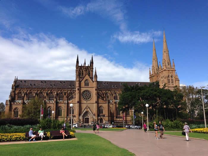 圣玛丽大教堂St Mary's Cathedral