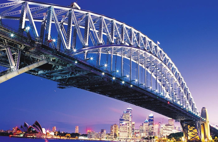 悉尼大桥Sydney Harbour Bridge