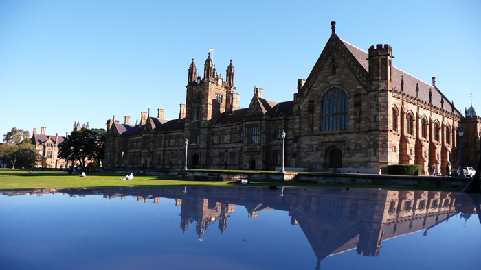 悉尼大学The University of Sydney