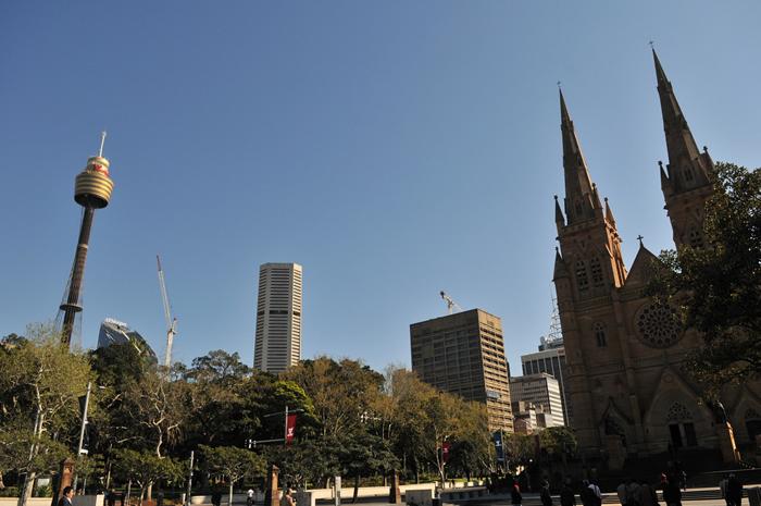 悉尼塔  Sydney Tower