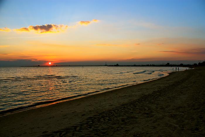 圣基尔达海滩