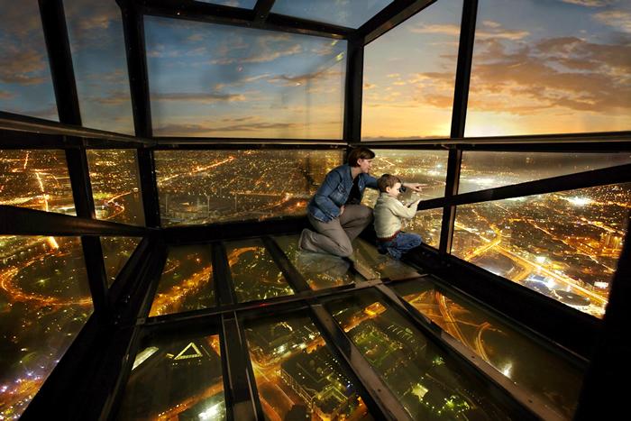 尤利卡88层观景台