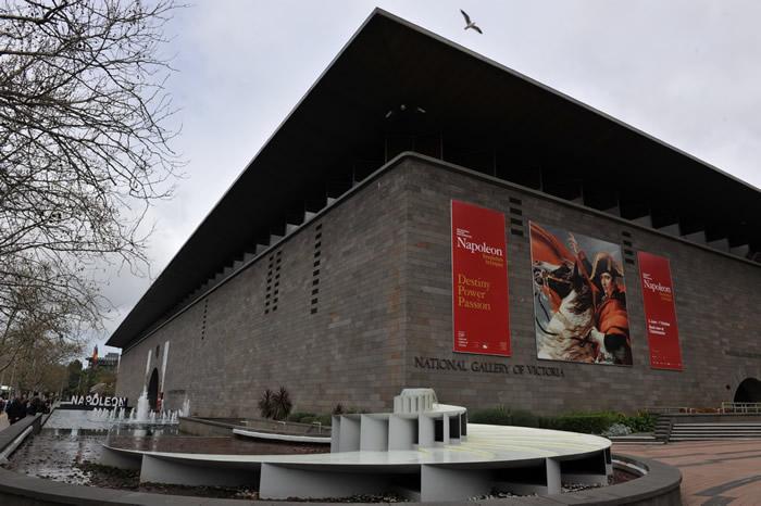 维多利亚国家艺术馆