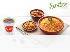 SB Santan Combo Meal CN