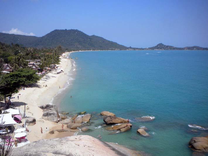 素叻他尼拉迈海滩