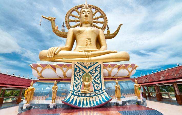 素叻他尼大佛寺