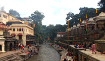 Fly to Kathmandu with cheapest airfare and visit Pashupatinath Temple