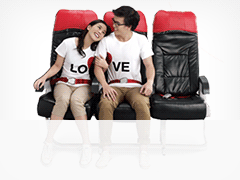 Pick A Seat and get 2X AirAsia BIG Points!