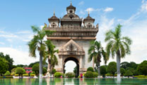 Book and travel to Vientiane with cheapest flights