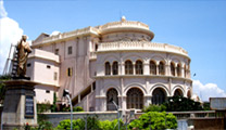 Book flights online to Chennai and visit Vivekananda House