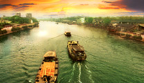 Fly to Hangzhou with cheapest airfare and find out The Grand Canal