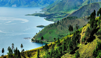 Travel to Medan with cheapest airfare and visit Lake Toba Brastagi