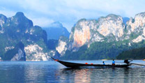 Book and travel to Surat Thani with cheapest flights