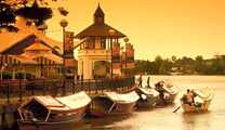 Book and travel to Kuching with cheapest flights
