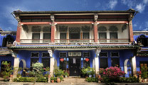 Book flights online to Penang and visit George Town