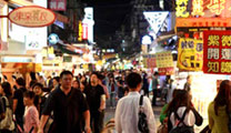Book cheapest flights to Taipei and experience Shilin Night Market