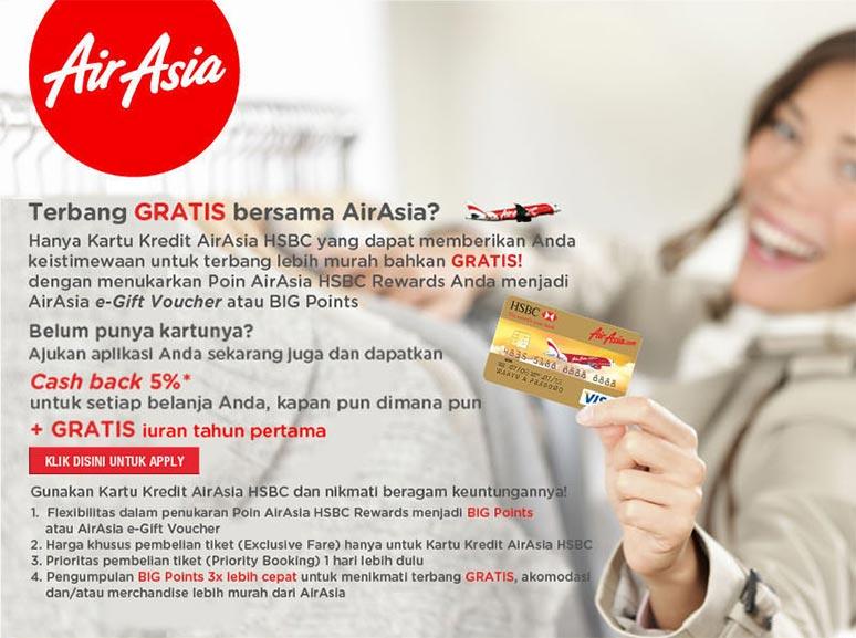 Terbang GRATIS bersama AirAsia?