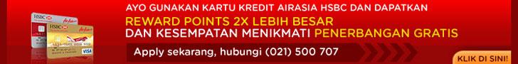 AirAsia HSBC