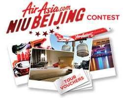 Win a trip to Beijing