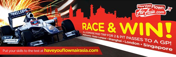 HaveYouFlownAirAsia.com