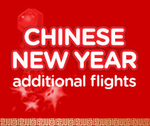 Chinese New Year Additional Flights