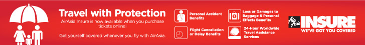 AirAsia Insure - Travel with protection