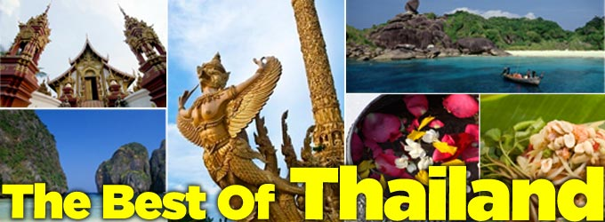 The best of Thailand