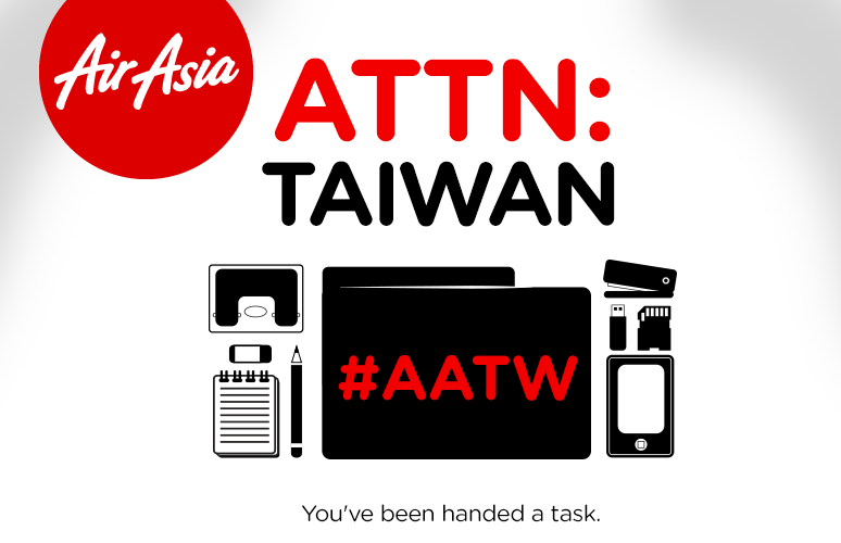 ATTN: Taiwan - The Apprentice Asia