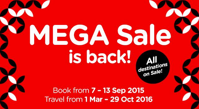 MEGA Sale is back!